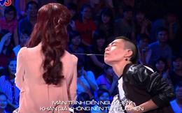 2 tiết mục rùng rợn của Tấn Phát ở Vietnam's Got Talent