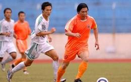 Hình ảnh hiếm hoi của ông Nguyễn Bá Thanh với bóng đá