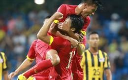 Vui thì có vui, nhưng U23 Malaysia kém quá!