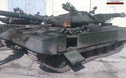 Nga dùng xe tăng Ukraine làm đối tượng thử tên lửa Hermes?