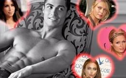 Cristiano Ronaldo chỉ là con cờ của Irina?