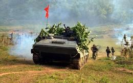Quân khu 2: Diễn tập chỉ huy-cơ quan một bên hai cấp, hiệp đồng với LLVT địa phương