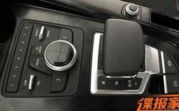 'Át chủ bài' Audi A4 2016 bị lộ ảnh