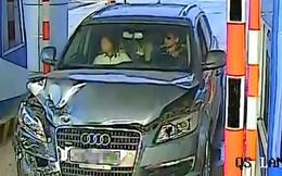 Khởi tố tài xế Audi Q7 gây tai nạn chết người trên cao tốc