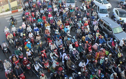 TP HCM: Quận 9 tạm ngưng thu phí xe máy