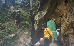 150 porter theo hãng truyền hình ABC vào hang Sơn Đoòng để làm gì?