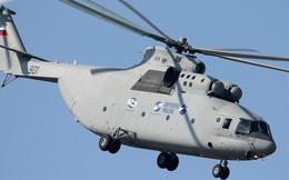 Khách hàng bí ẩn mua trực thăng hạng nặng Mi-26T2 của Nga