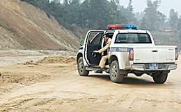 CSGT rượt bắt kẻ buôn 156 bánh heroin như phim hành động