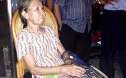Cứu cụ già 80 tuổi trong căn nhà cháy