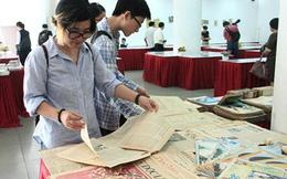 Chiêm ngưỡng bộ sưu tập báo cổ, quý hiếm của Việt Nam