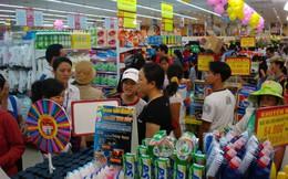Saigon Co.op đón rể ngoại