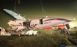 Điểm bất thường trong vụ tai nạn máy bay Đài Loan