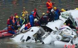 Phi công máy bay Đài Loan gặp nạn được ca ngợi là anh hùng