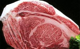 Choáng với giá thịt bò đắt nhất thế giới sắp vào Việt Nam