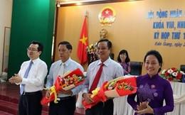Miễn nhiệm Phó chủ tịch Kiên Giang với ông Nguyễn Thanh Nghị