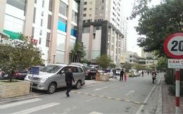 Chủ đầu tư phản hồi chuyện lập 'bến xe' ở tòa nhà Hapulico