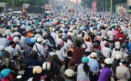 """""""Giao thông Sài Gòn vẫn nhúc nhích"""": Hãy cứ ùn ứ nhé các mẹ!"""