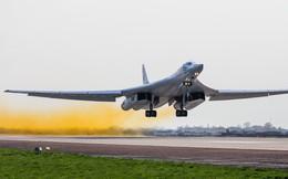 Nga điều máy bay ném bom Tu-160 tham chiến chống IS?