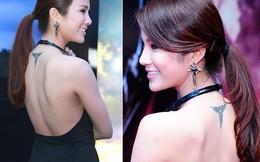 Những ngôi sao nghiện xăm hình nhất showbiz Việt