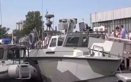 [VIDEO] Tập đoàn súng trường AK gây bất ngờ với xuồng tấn công