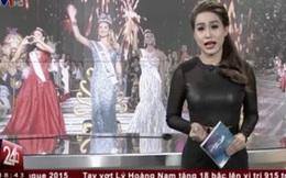 """Hoa hậu Hoàn vũ lại khốn khổ vì Chuyển động 24h """"đưa tin nhầm"""""""