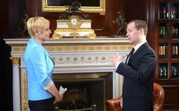 Medvedev sợ Ukraine sẽ tan rã như Liên bang Nam Tư