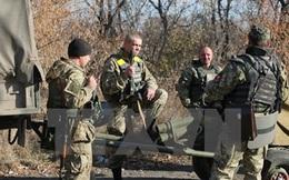 Ukraine thông qua dự luật cho binh sỹ nước ngoài đi vào lãnh thổ