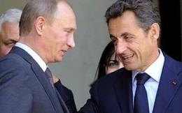 Vì thân Putin và xích gần Nga, Sarkozy bị chế giễu tại Pháp
