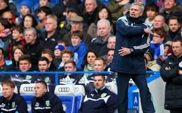 """Mất điểm, Mourinho tức giận """"vạch trần"""" sai lầm trọng tài"""