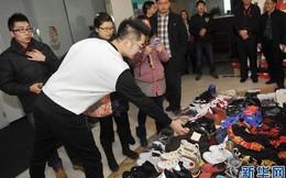Cầm cố 283 đôi giày hàng hiệu để lấy 3,4 tỉ đồng mua nhà cưới vợ
