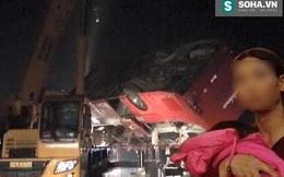 Tai nạn tại cao tốc Pháp Vân: Xe khách đã chạy 93km/h khi va chạm