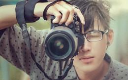 Giới trẻ Sài Thành đổ xô đặt lịch chụp ảnh với nhiếp ảnh gia hotboy