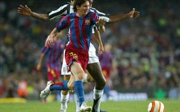 """10 năm trước, Messi từng """"củ hành"""" Juventus thế nào"""