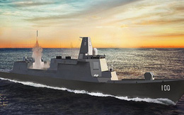 Trung Quốc: Khu trục hạm Type 055 sánh ngang Ticonderoga của Mỹ
