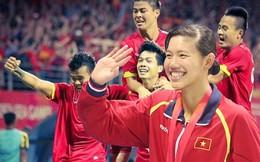 U23 Việt Nam vs U23 Myanmar: Hãy là Ánh Viên trên sân cỏ!