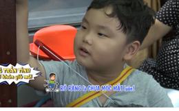 Con trai danh hài Xuân Bắc gây sốt trên truyền hình
