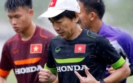 """""""Sóng ngầm"""" ở U23 Việt Nam"""