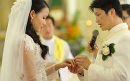 Vợ Dustin Nguyễn nhiều lần muốn hủy đám cưới