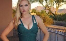 Đứng hình trước nhan sắc của nữ tay golf sexy nhất thế giới