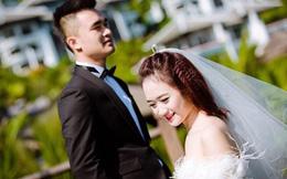 Ảnh cưới đẹp mê mẩn của cặp đôi 'toàn vàng' ở Hà Tĩnh