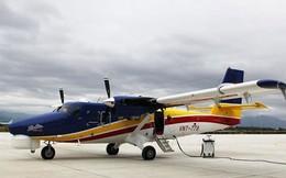 Thủy phi cơ DHC-6 Hải quân tìm kiếm cứu nạn tàu Bulk Jupiter