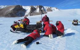 NASA tìm kiếm dấu vết của sự sống ngoài hành tinh tại Nam Cực