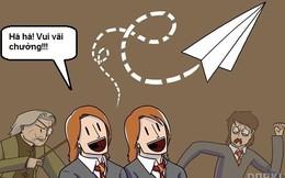 Những nghịch lý thú vị trong truyện Harry Potter