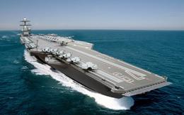 Cận cảnh tàu chiến 13 tỷ USD mới nhất của Mỹ