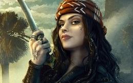 Điểm mặt những nữ cướp biển xinh đẹp nhất lịch sử (P1)