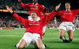 """Clip: 3 phút """"điên rồ"""" nhất lịch sử Man United"""