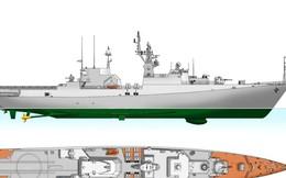 Tàu chiến Gepard có mang được 16 tên lửa Uran như Molniya 1241.8?