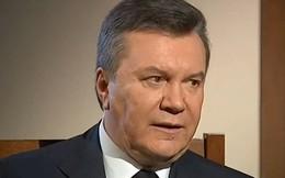 Yanukovych lần đầu tiết lộ về cuộc giải cứu của TT Putin