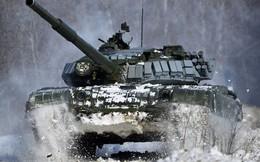 Xem 36 xe tăng Nga đọ sức tại Tank Biathlon 2015