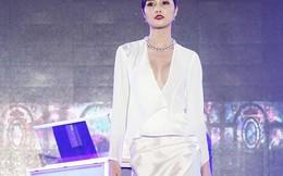 Hoa hậu Triệu Thị Hà ăn mặc táo bạo